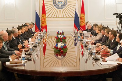 Киргизия присоединится к Таможенному и Евразийскому экономическому союзам с января 2015 года