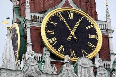 Россия перешла на зимнее время
