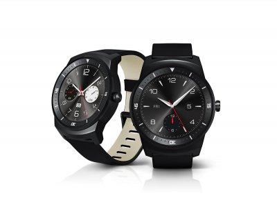 Обзор смарт-часов LG G Watch R