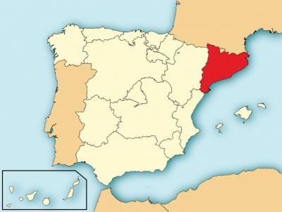 Жители Каталонии в ходе опроса высказались за независимость от Испании