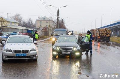 Спецназ ГИБДД прибыл в Чувашию для наведения порядка на дорогах (фото)