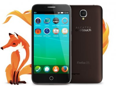 «МегаФон» первым в России начинает федеральные продажи новейшего смартфона на Firefox OS