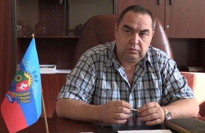 Глава ЛНР вызвал Порошенко на дуэль