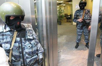 Обыски в банках Санкт-Петербурга связаны с завышением курса валют