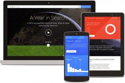 Google назвал самые популярные поисковые запросы 2014 года