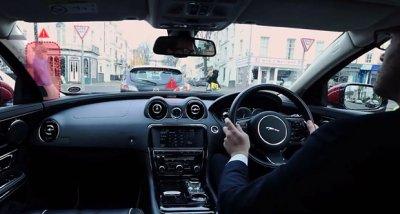 """Jaguar изобрел """"прозрачный"""" автомобиль"""