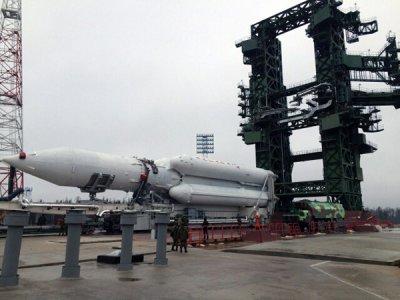С космодрома Плесецк успешно стартовала новая ракета-носитель «Ангара-А5»