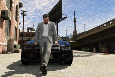GTA V для PC перенесли на 14 апреля