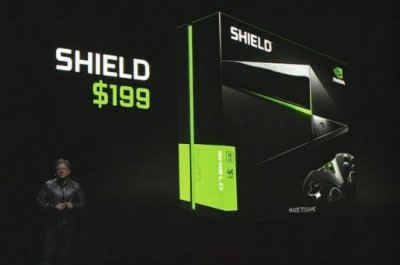 Nvidia Shield - игровая консоль на Android по цене $199
