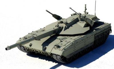 Т-14 «Армата»: Россия вплотную приближается к созданию полностью роботизированного танка