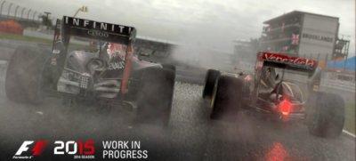 Дата выхода F1 2015
