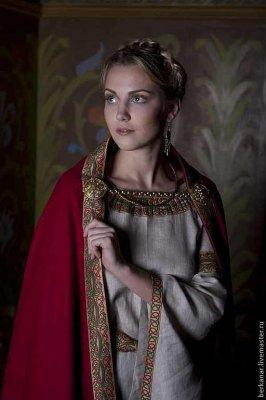 Как королева Франции Анна, дочь киевского князя Ярослава Мудрого, французов мыться научила