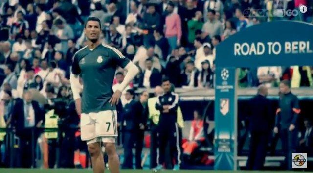 Cristiano Ronaldo - человечище!