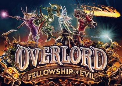 Overlord: Fellowship of Evil на PS4, Xbox One и PC в этом году