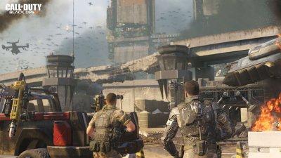 Call of Duty: Black Ops III - первые подробности и минимальная конфигурация