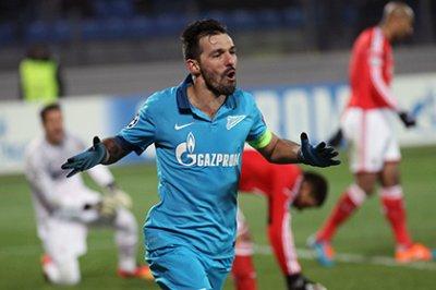 «Зенит» объявил о продлении контракта с капитаном команды