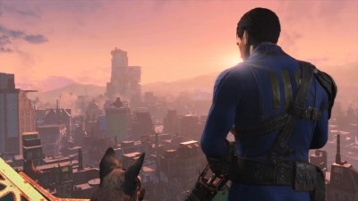 E3 2015: Fallout 4 выходит 10 ноября 2015 года