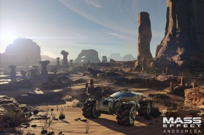 E3 2015: Анонс Mass Effect: Andromeda