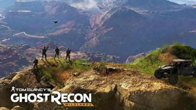 E3 2015: Ghost Recon Wildlands - состоялся анонс новой части серии