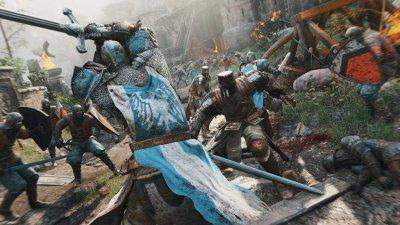 E3 2015: For Honor - новый средневековый экшен от Ubisoft Montreal