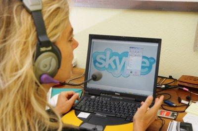 Вышла веб-версия Skype