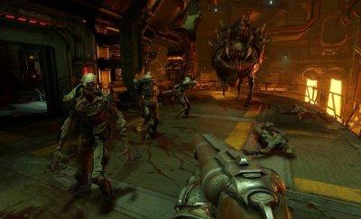 Превью игры - Doom