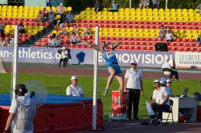 Немного фотографий с первого дня командного чемпионата Европы по легкой атлетике 2015