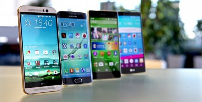 Битва флагманов 2015 года: Samsung Galaxy S6 edge, LG G4, Sony Xperia Z3+ и HTC One M9