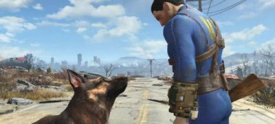 Критики назвали Fallout 4 лучшей игрой Е3 2015