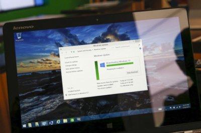За сутки новую Windows установили на 14 миллионов устройств
