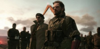 Системные требования Metal Gear Solid V: The Phantom Pain