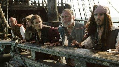 Орландо Блум вернется в пятых «Пиратах Карибского моря»