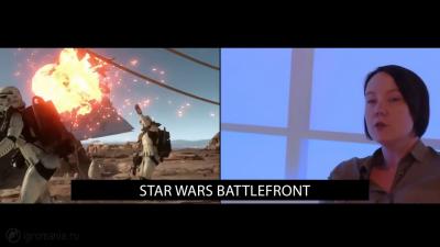 Превью игры - Star Wars: Battlefront