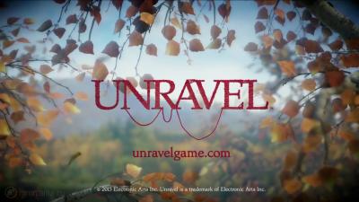 Превью игры - Unravel