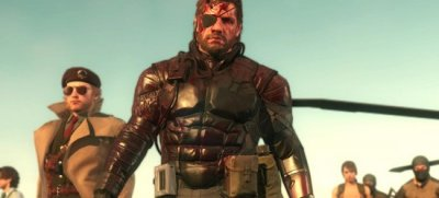 Metal Gear Solid V: The Phantom Pain возглавил недельный чарт Steam