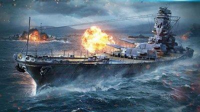Релиз World of Warships состоится 17 сентября