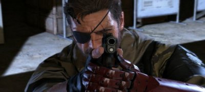 Metal Gear Solid V: The Phantom Pain снова лидирует в Steam
