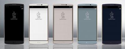 LG представила смартфон с двумя дисплеями и первые часы на Android Wear с LTE