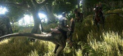 ARK: Survival Evolved снова поднялся на первое место в недельном чарет Steam