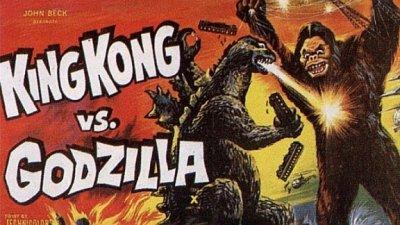 Годзилла выйдет против Кинг Конга в 2020 году
