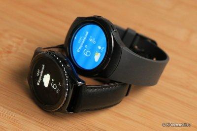 Обзор умных часов - Samsung Gear S2