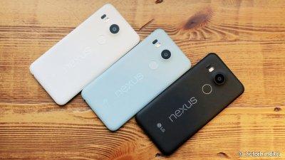 Обзор смартфона - Nexus 5X