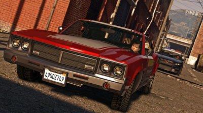 Распродажа позволила Grand Theft Auto V вновь возглавить недельный чарт Steam