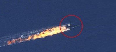 Минобороны РФ подтвердило крушение российского Су-24 в Сирии