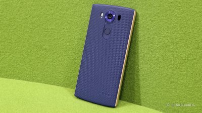Обзор смартфона - LG V10