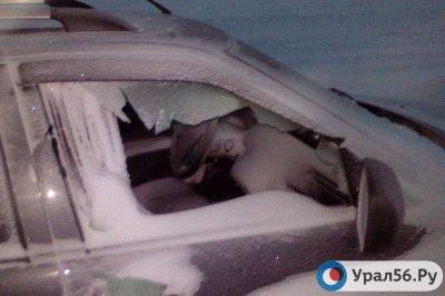 Оренбуржец, переживший снежный плен, записал видеобращение к Владимиру Путину