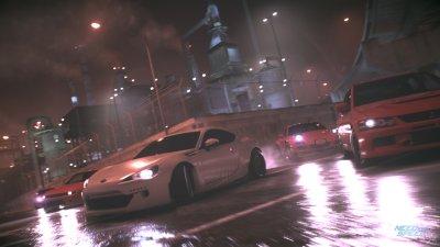 РС-версия Need for Speed появится 15 марта