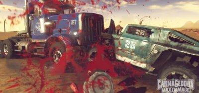 Carmageddon: Max Damage появится на PS4, Xbox One и РС в этом году
