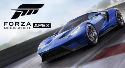 Официальный анонс Forza Motorsport 6: Apex для PС