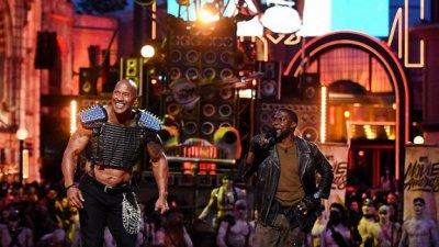 MTV Movie Awards: Победили «Звёздные войны»